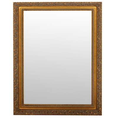 Efird's Interiors Gilt Wall Mirror