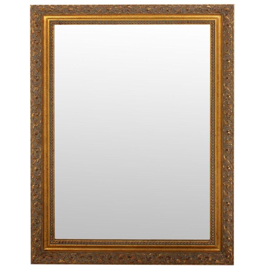 Efird's Interiors Gilt Wall Mirror