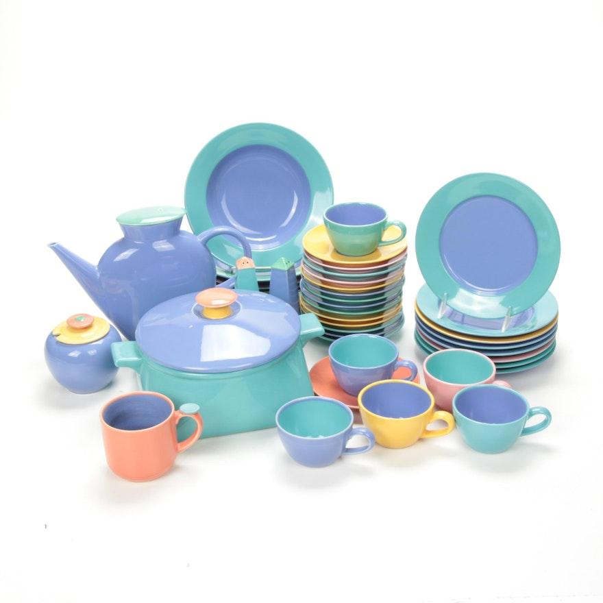 "Lindt-Stymeist ""Colorways"" Dinner and Serveware"