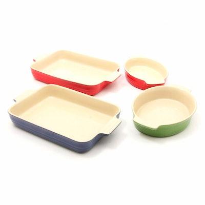Le Creuset Stoneware Baking Dishes