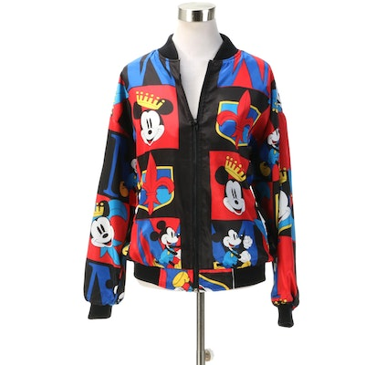 Mickey Mouse Blouson Jacket by Honey Fashions Ltd. for Disney Mickey & Co.