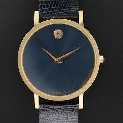 Movado Museum Classic Quartz Wristwatch