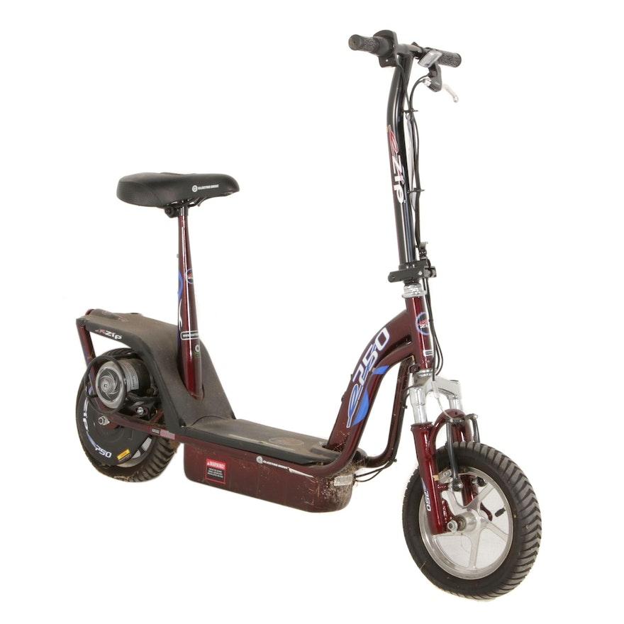 E-Zip E750 Electric Scooter