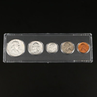 1955 U.S. Type Coin Proof Set