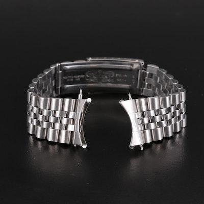 Rolex Stainless Steel Jubilee Bracelet, 1982