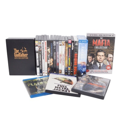 The Mafia Collection DVDs and More DVDs