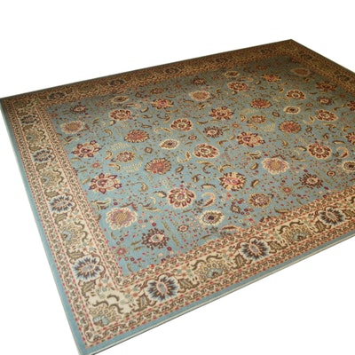 8'4.5 x 9'10.5 Machine Made Ottomanson Tabriz Area Rugs and Runners