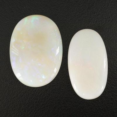 Loose 31.50 CTW Opal Gemstones