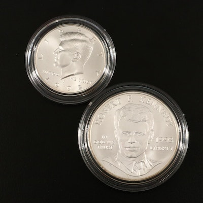 Kennedy Collector's Set from the U.S. Mint