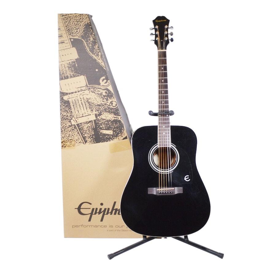 Epiphone Acoustic Guitar DR100EB