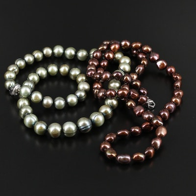 Honora Pearl Necklaces
