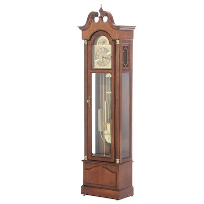 Howard Miller Maple Grandfather Clock