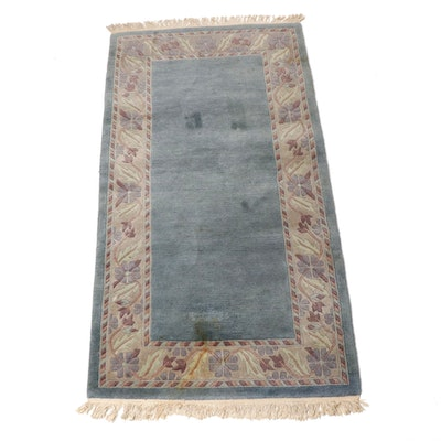 3'6 x 7'4 Hand-Knotted Tibetan Decorative Rug