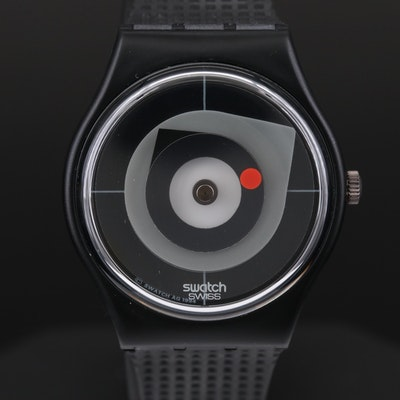 Vintage Swatch Point of View Quartz Wristwatch, 1995