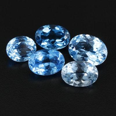 Loose 39.90 CTW Topaz Gemstones