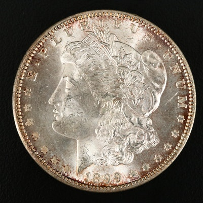 1899-O Silver Morgan Dollar