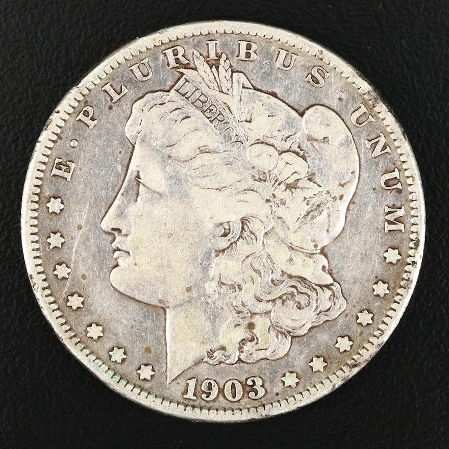 1903-S Silver Morgan Dollar