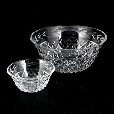 "Waterford Crystal ""Glandore"" Bowls"