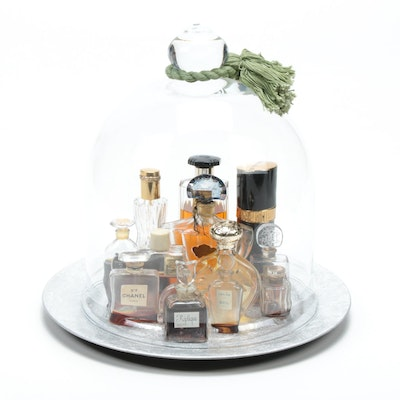 Cloche with Chanel, Guerlain, Lanvin, and Other Vanity Fragrances