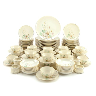 "Lenox ""Westwind"" Porcelain Dinnerware with Other Table Accessories"