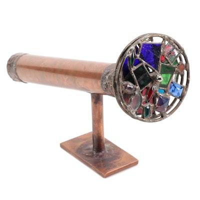 William Magaw Copper Kaleidoscope