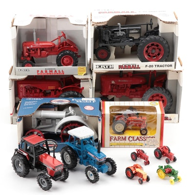 Ertel Farming Model Tractors in Original Packaging