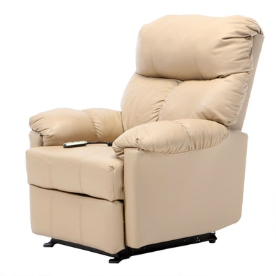 Best Chair Inc. Pillow Back Electric Recliner