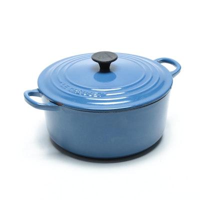 Le Creuset Cast Iron Enamel Dutch Oven