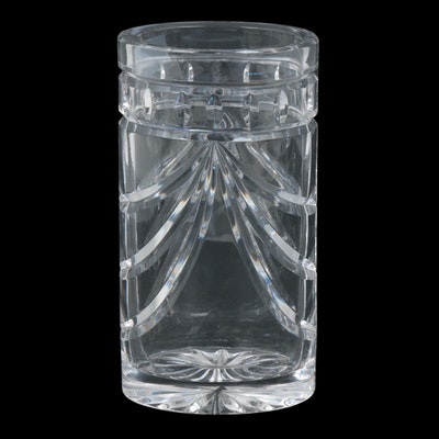 "Waterford Crystal ""Overture"" Vase"