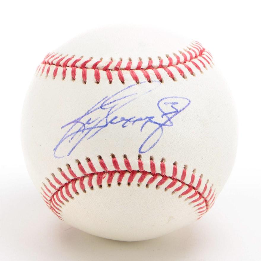 Ken Griffey Jr. Signed Major League Baseball   Visual COA