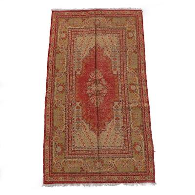 3'10 x 7'3 Handwoven Persian Bakshaish Wool Rug