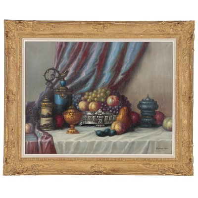 Kiotin Still Life Oil Painting