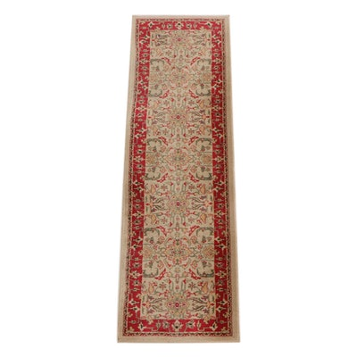 "2'4 x 7'8 Machine Made Khazai Rugs ""Persian"" Carpet Runner"