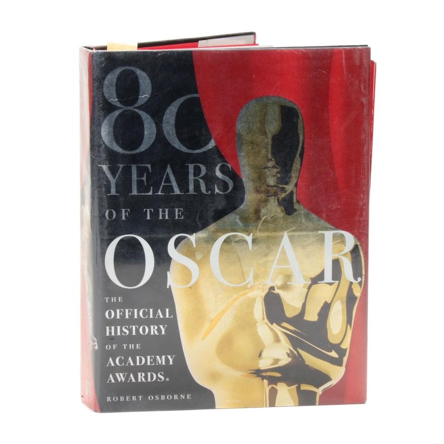 """""""80 Years of The Oscar"""" by Robert Osborne"""