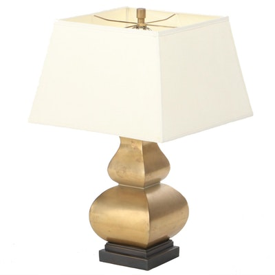 Chinese Brass Table Lamp