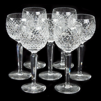 "Waterford Crystal ""Alana"" Stemware"
