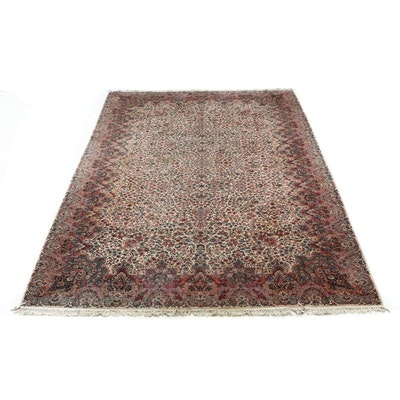 "11'5 x 18' Machine Made Karastan ""Kirman"" Wool Palace-Sized Rug"