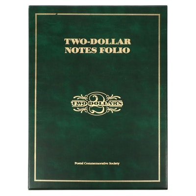 Two-Dollar U.S. Banknote Collection