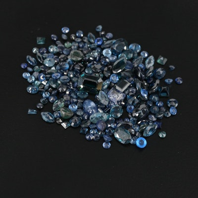 Loose 27.97 CTW Sapphire Gemstones