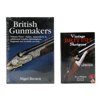 "First Edition ""British Gunmakers: III"" and ""Vintage British Shotguns"""