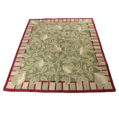 8'0 x 10'0 Hand-Tufted Mid Century Modern Style Room Size Rug