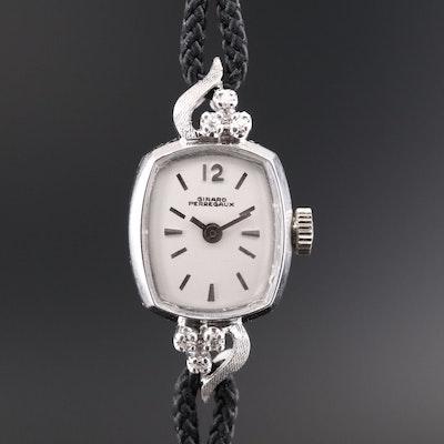 14K Gold and Diamonds Girard Perregaux Wristwatch