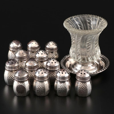 Sterling Silver Individual Shaker Sets and More