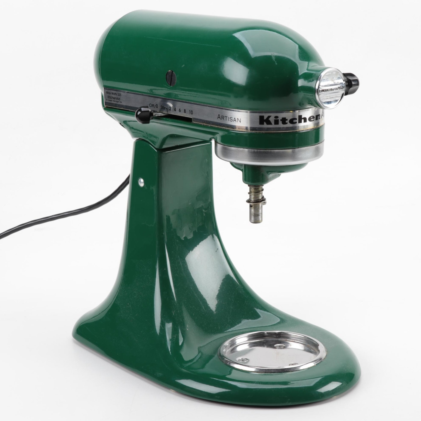 KitchenAid Artisan 5 qt. Stand Mixer in Empire Green with ...