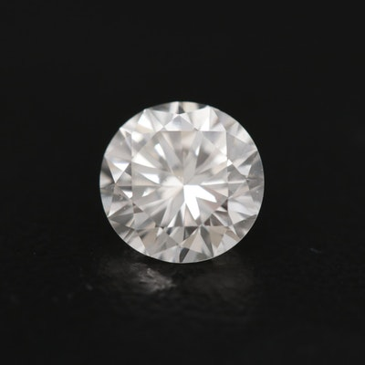 Loose 1.03 CT Diamond Gemstone with GIA Report