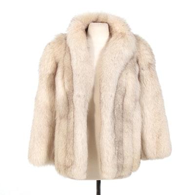 Fox Fur Coat by Kaufman Bros.