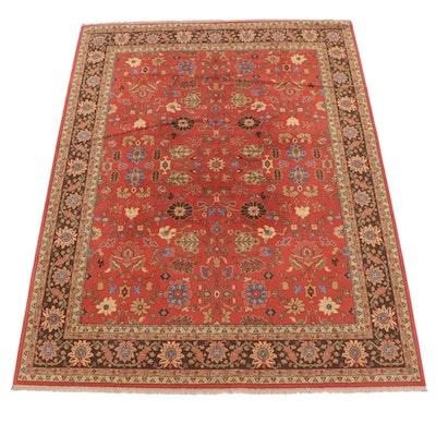 "8'7 x 11'5 Machine Made Karastan ""Alhambra"" Wool Area Rug"