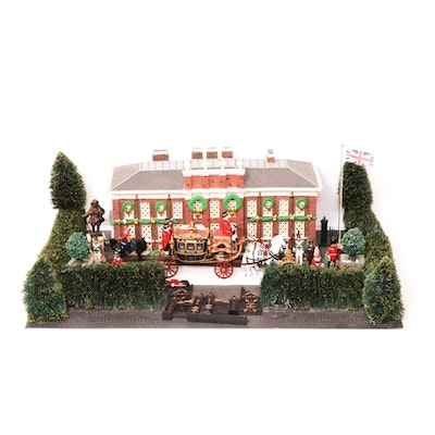 "Department 56 Dickens' Village Special Edition ""Kensington Palace"""