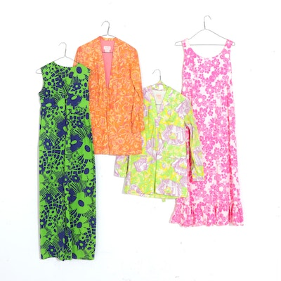 The Lilly by Lilly Pulitzer, The Daisy Pot by Nalii and More Dresses, Vintage