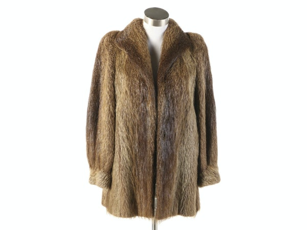 Furs, Fashion & Jewelry